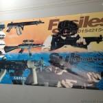 FAMAE SG/SAF Poster