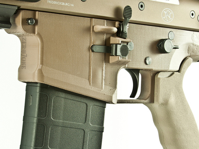 Handle Defense SCAR-25 Prototype