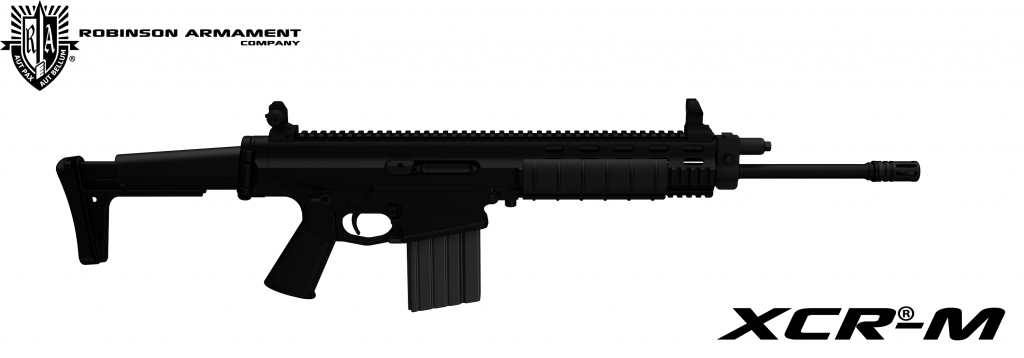 Robinson Armament XCR-M Mini Black