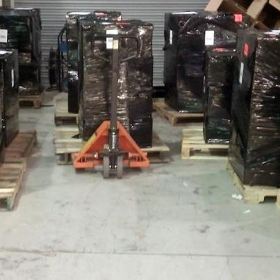 Steyr AUG A3 Shipments