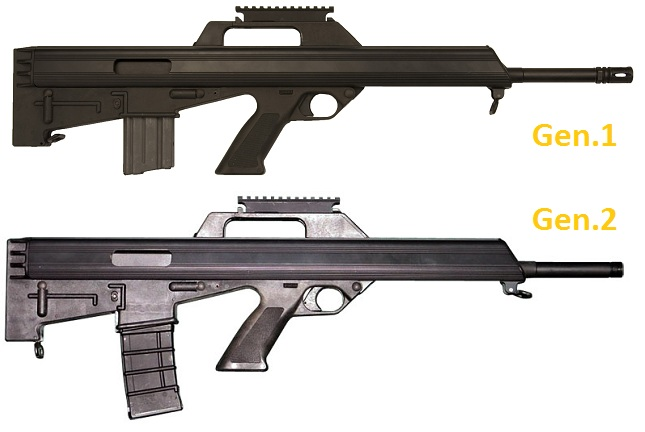 AGC M17S Generations