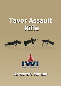IWI Tavor 21 Armorer's Manual