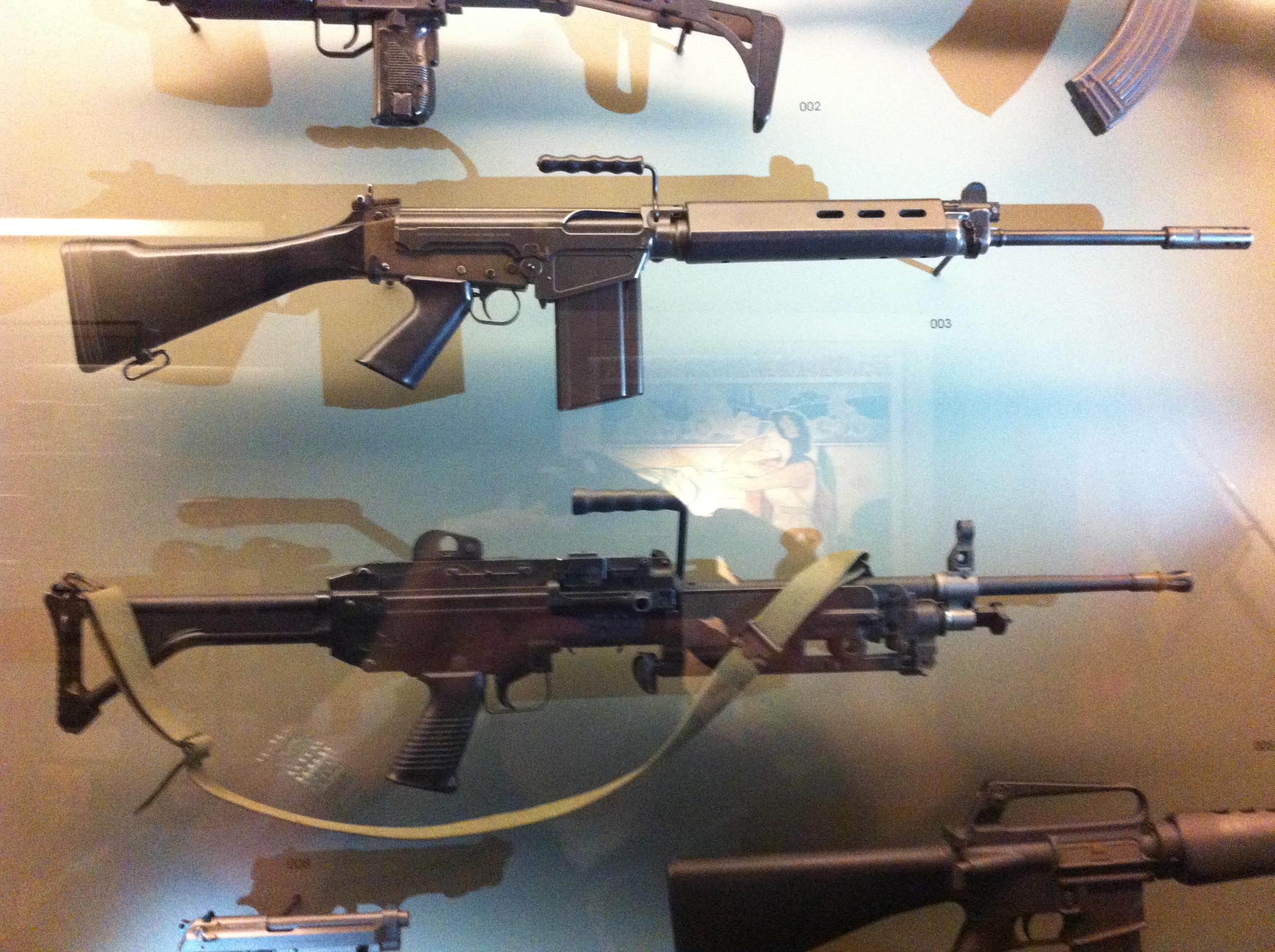 Aftermath Gun Club | Le Musée d'Armes de Liège