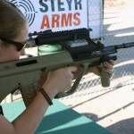 Steyr AUG A3 SF Now in USA