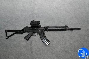 Trichy 7.62x39mm FAL