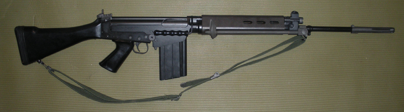 How to field strip fn fal