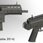 B&T APC9 Pistol (USA import)