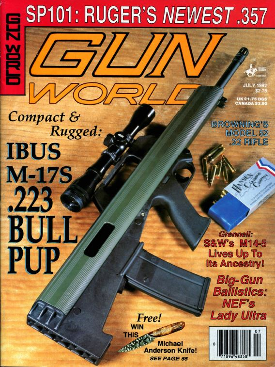 Gun World 1992-07