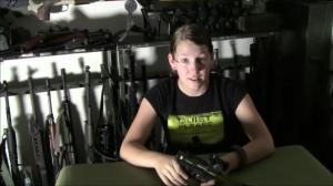 GunDoll Ruger - Mk.II-45 video still