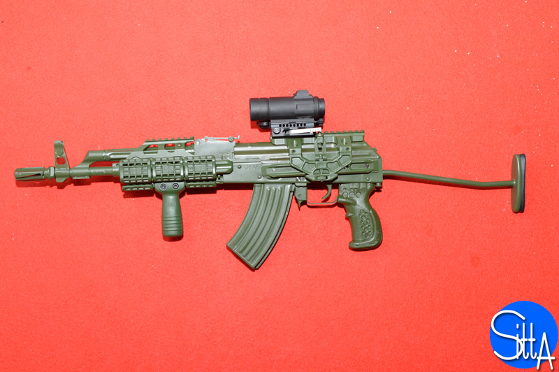 GIS Tactical AKM Parts