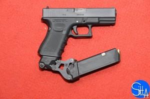 GIS Tactical Glock mag holder