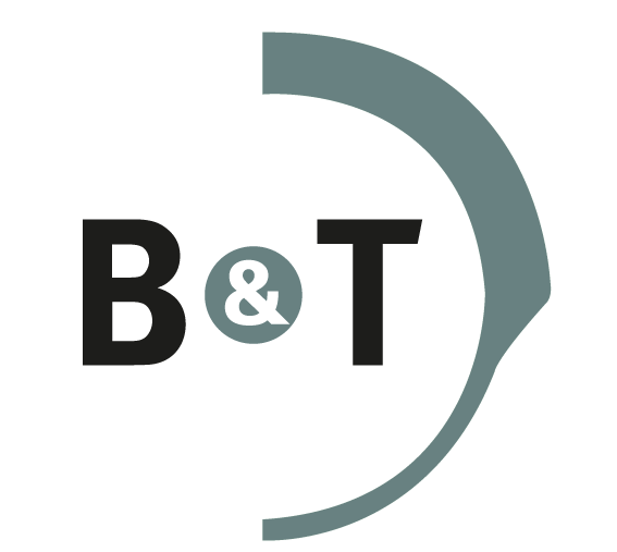 B&T logo plain