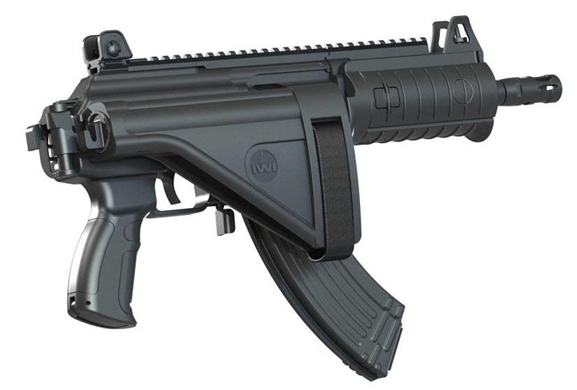Aftermath Gun Club | IWI USA Updates: Galil, Uzi & Tavor