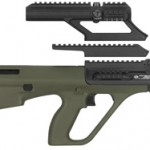 The Steyr AUG A3 M1 is Shipping