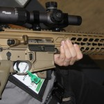 SigSauer Introduces the MCX to Civilians