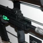 APC carbine adjustable gas