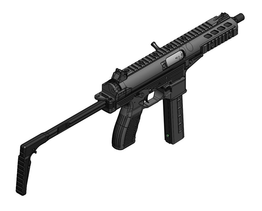 B&T - P26 Tactical-Carbine-2