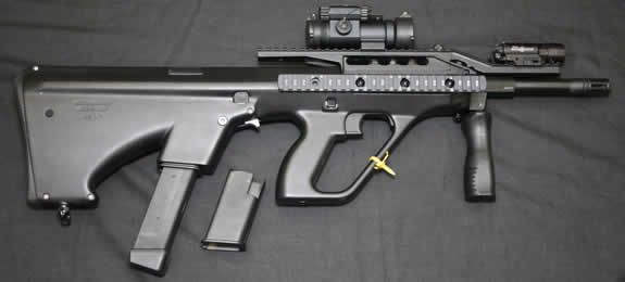 Aftermath Gun Club | The End of MSAR (And Some Notes On Models That