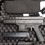 B&T APC9 Pistol In The USA