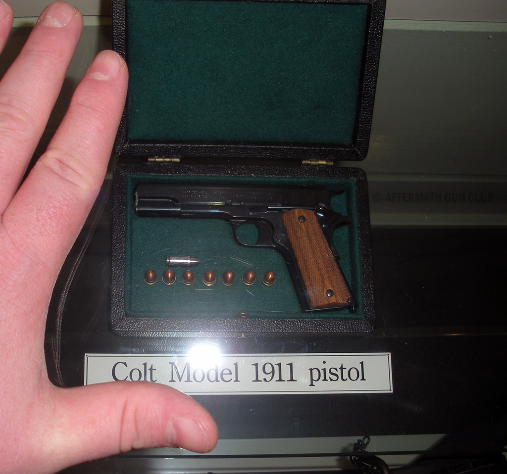 Colt M1911 miniature