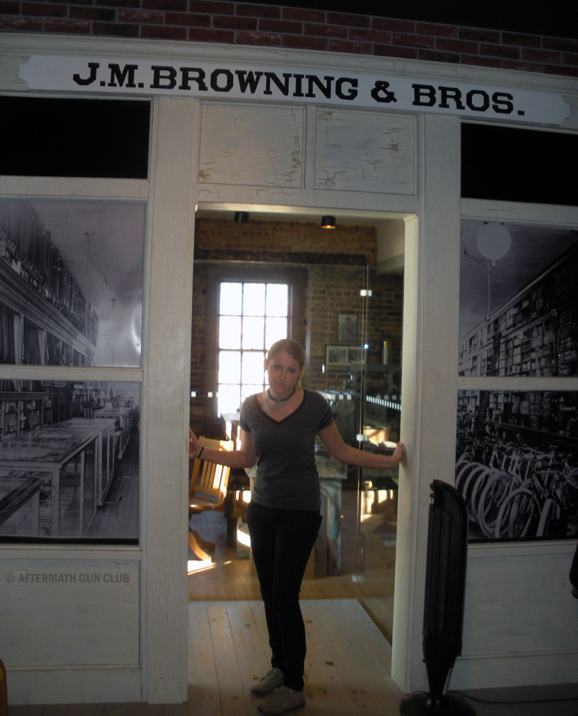J.M. Browning & Bros.