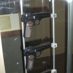Browning designed M1899 and M1900 pistols