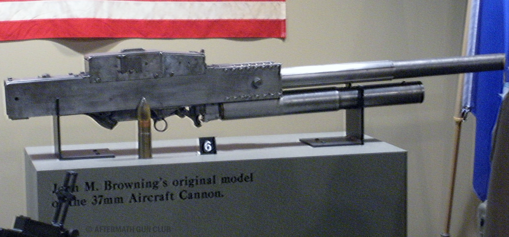 Browning 37mm cannon