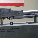 Browning anti-aircraft 27mm cannon