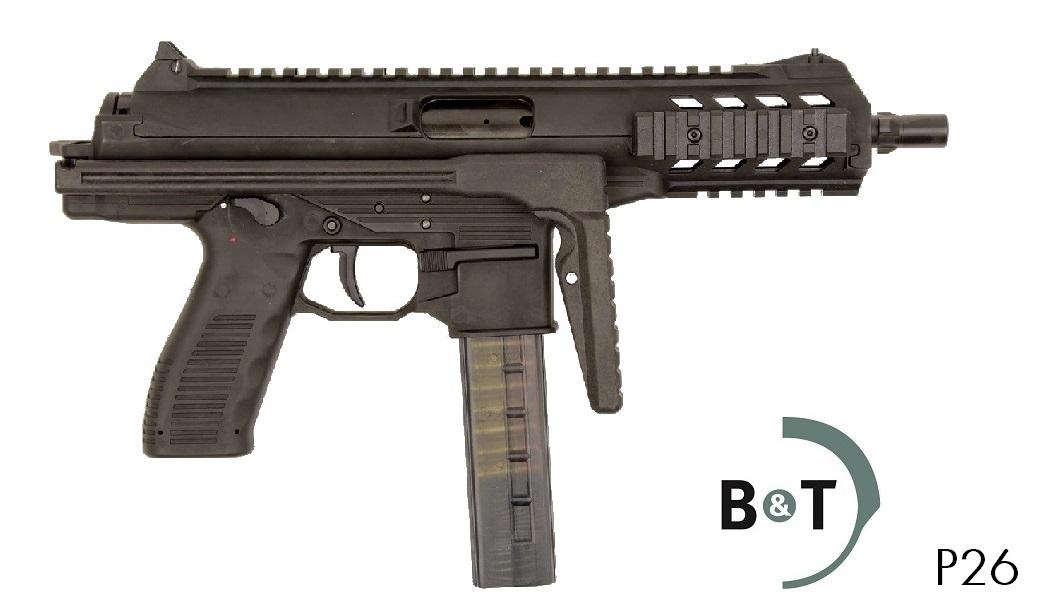 B+T USA P26 SBR
